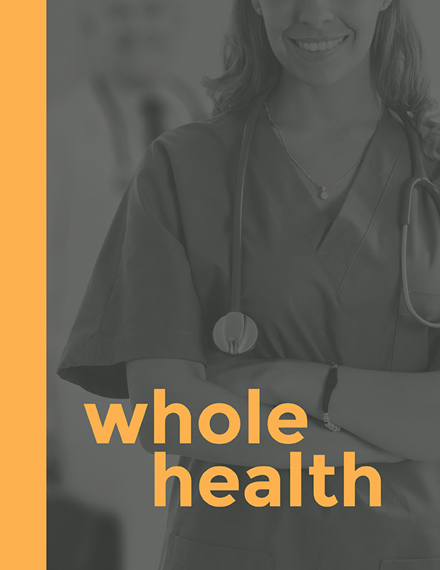 Whole Health program cover